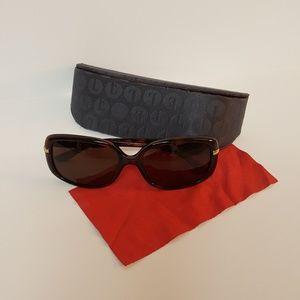 ELLE Women's Sunglasses & Case